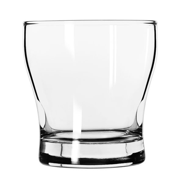Libbey 227 7.25-oz Esquire Old Fashioned Glass - Safedge Rim Guarantee