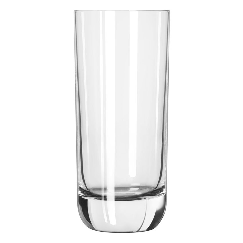 Libbey 2293SR 10-oz Envy Heavy Sham Hi-Ball Glass - Sheer Rim