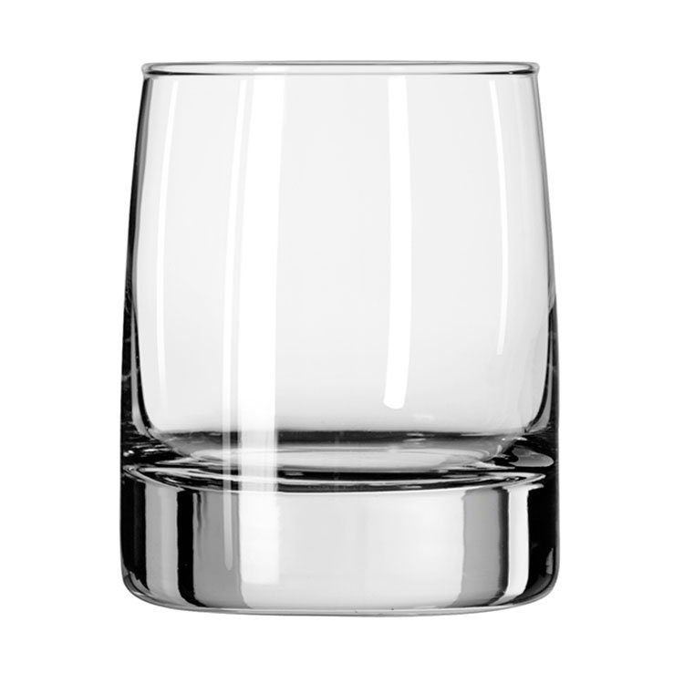 Libbey 2311 12-oz Vibe Double Old Fashioned Glass - Safedge Rim Guarantee