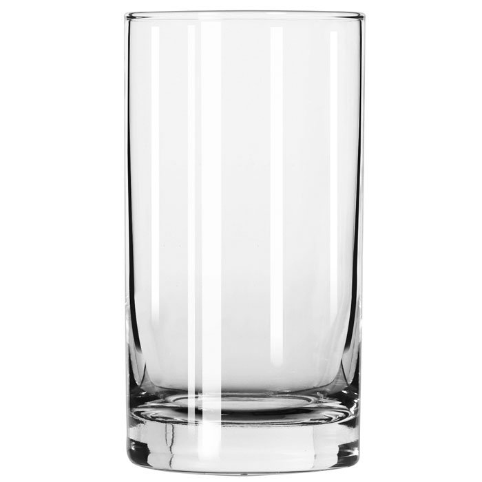 Libbey 2318 8-oz Lexington Hi-Ball Glass - Safedge Rim Guarantee