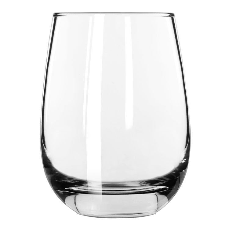 Libbey 231 15-1/4-oz Safedge White Wine Glass - Rim Guarantee