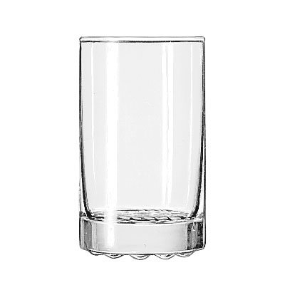 Libbey 23236 6.75-oz Nob Hill Hi-Ball Glass - Safedge Rim Guarantee