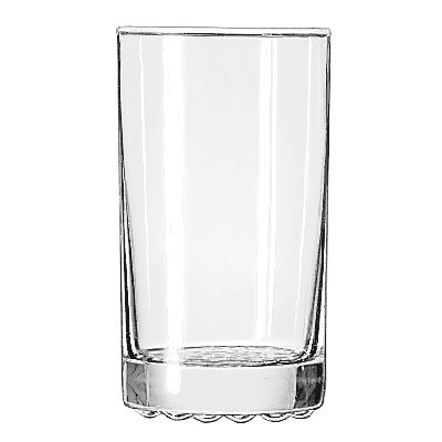 Libbey 23256 9-oz Nob Hill Hi-Ball Glass - Safedge Rim Guarantee