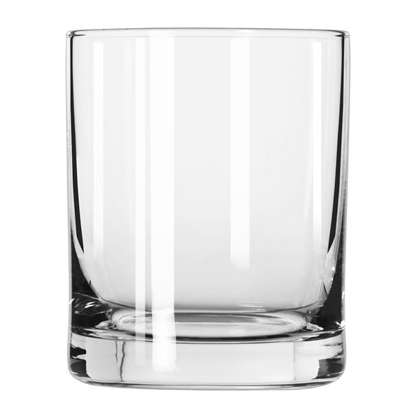 Libbey 2328 7.75-oz Lexington Old Fashioned Glass - Safedge Rim Guarantee
