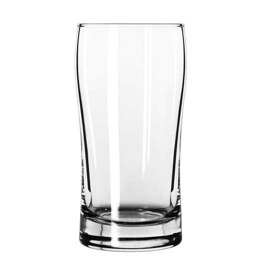 Libbey 232 8-oz Esquire Hi-Ball Glass - Safedge Rim Guarantee
