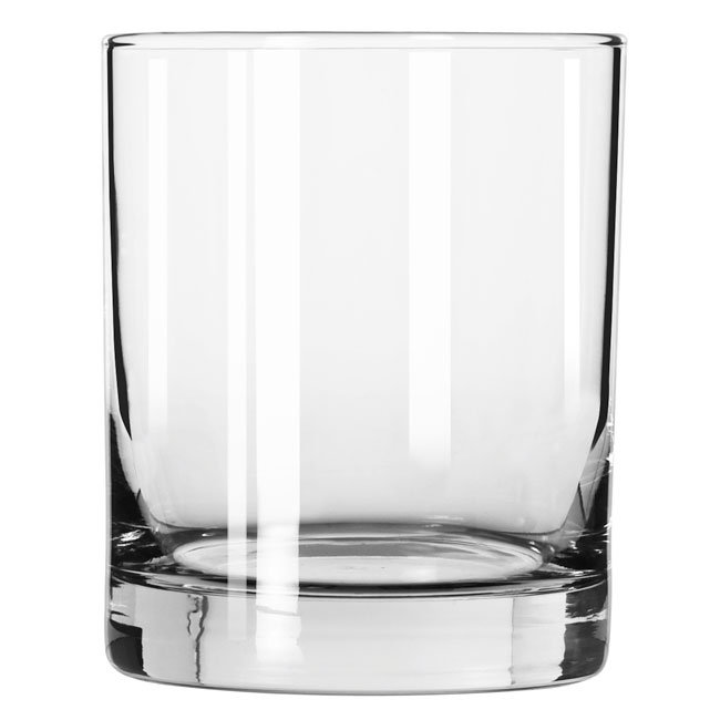 Libbey 2339 12.5-oz Lexington Double Old Fashioned Glass - Safedge Rim