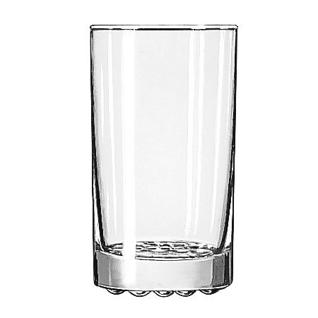 Libbey 23596 11.25-oz Nob Hill Beverage Glass - Safedge Rim Guarantee