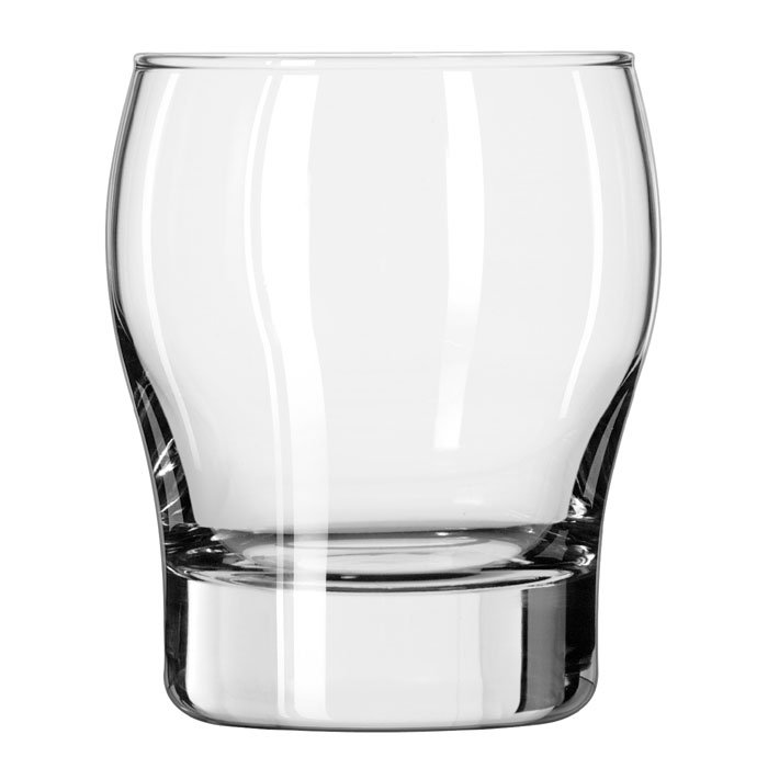 Libbey 2394 12-oz Perception Double Old Fashioned Glass - Safedge Rim
