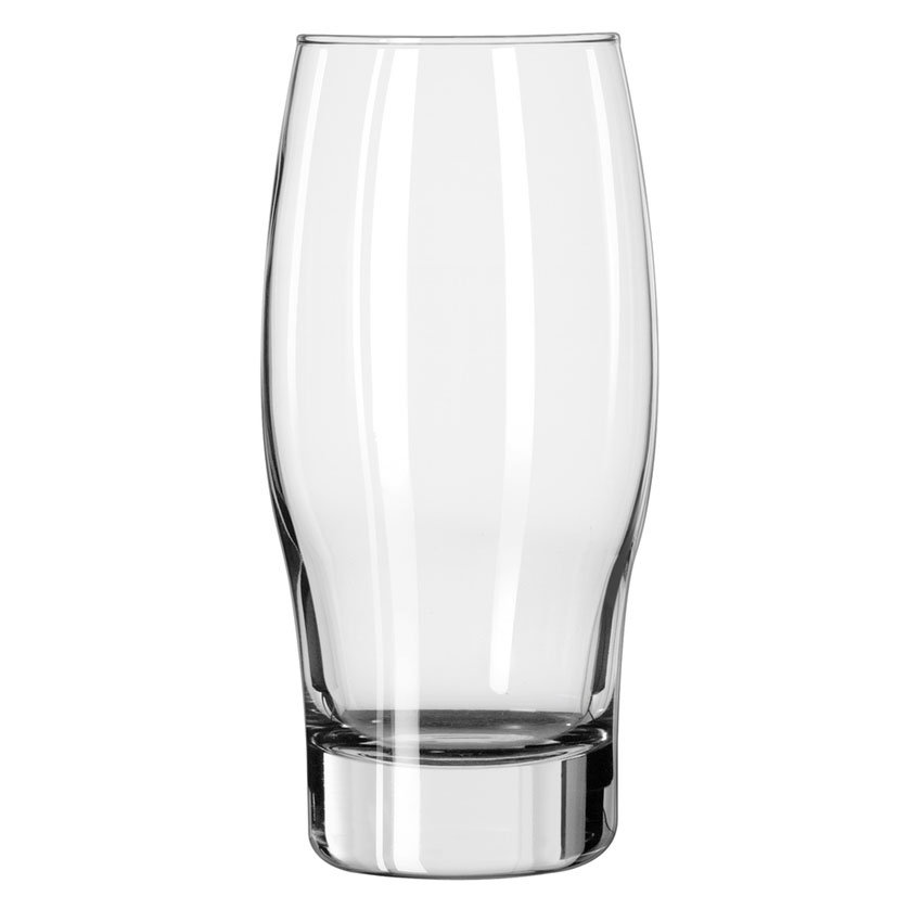 Libbey 2395 14-oz Perception Beverage Glass - Safedge Rim Guarantee