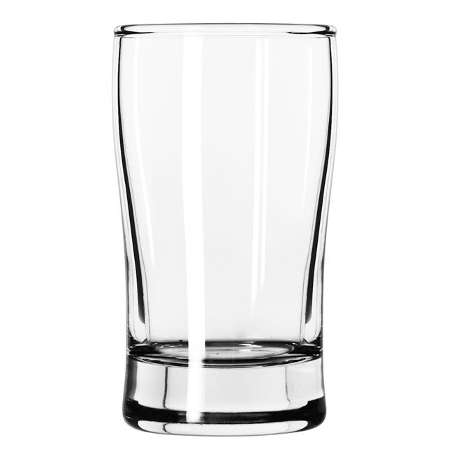 Libbey 249 5-oz Esquire Side Water Glass - Safedge Rim Guarantee