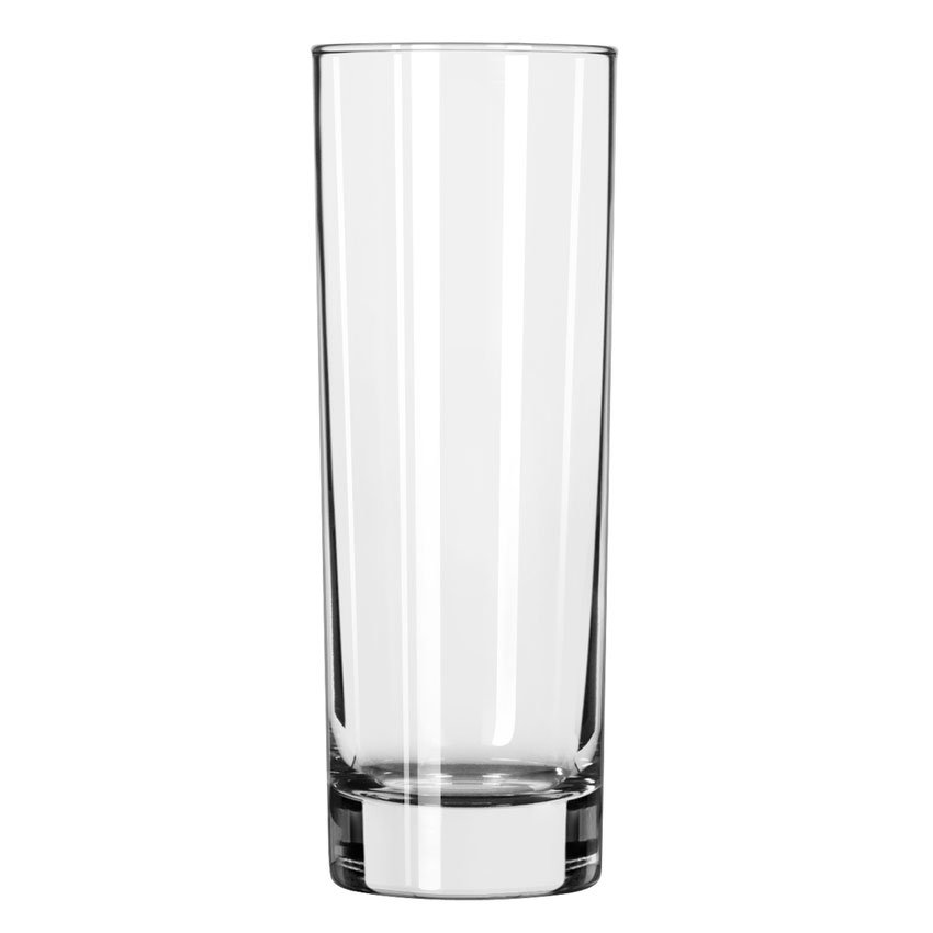 Libbey 2518 10.5-oz Chicago Hi-Ball Glass - Safedge Rim Guarantee