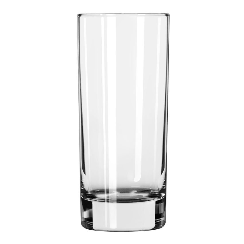 Libbey 2519 9.75-oz Chicago Hi-Ball Glass - Safedge Rim Guarantee