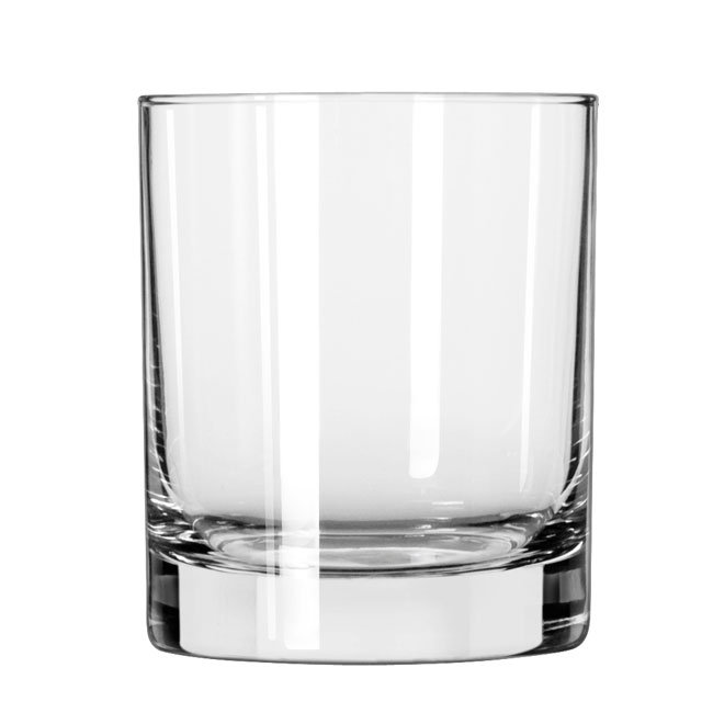 Libbey 2522 7-oz Chicago Old Fashion Glass - Safedge Rim Guarantee