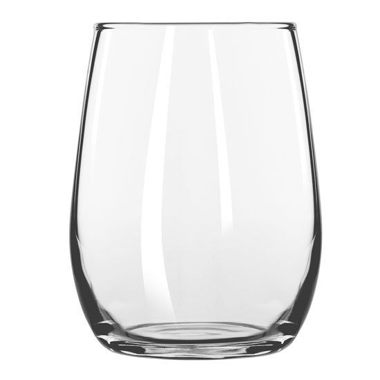 Libbey 260 6-1/4-oz Safedge Wine Taster Glass - Rim Guarantee, Clear