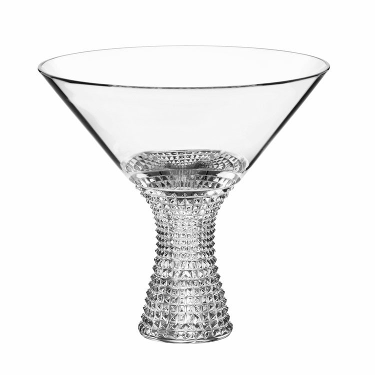 Libbey 2650325 11.5-oz L&S Diamonds Martini Cocktail Glass, Spiegelau