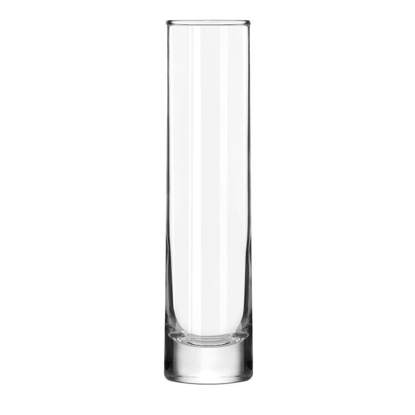Libbey 2824 6.75-oz Glass Cylinder Bud Vase