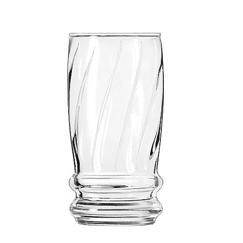 Libbey 29411HT 12-oz Cascade Beverage Glass - Safedge Rim