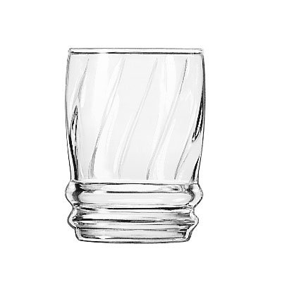 Libbey 29511HT 8-oz Cascade Beverage Glass - Safedge Rim