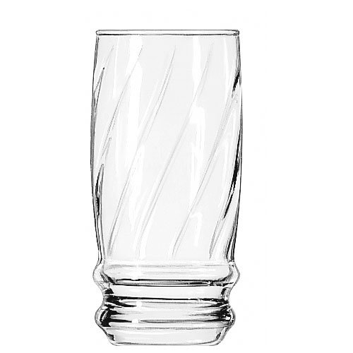 Libbey 29811HT 16-oz Cascade Cooler Glass - Safedge Rim Guarantee