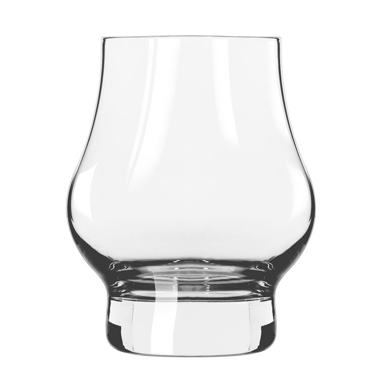 Libbey 2999SR 10.5-oz Whiskey Glass - Set of Twelve, Stackable