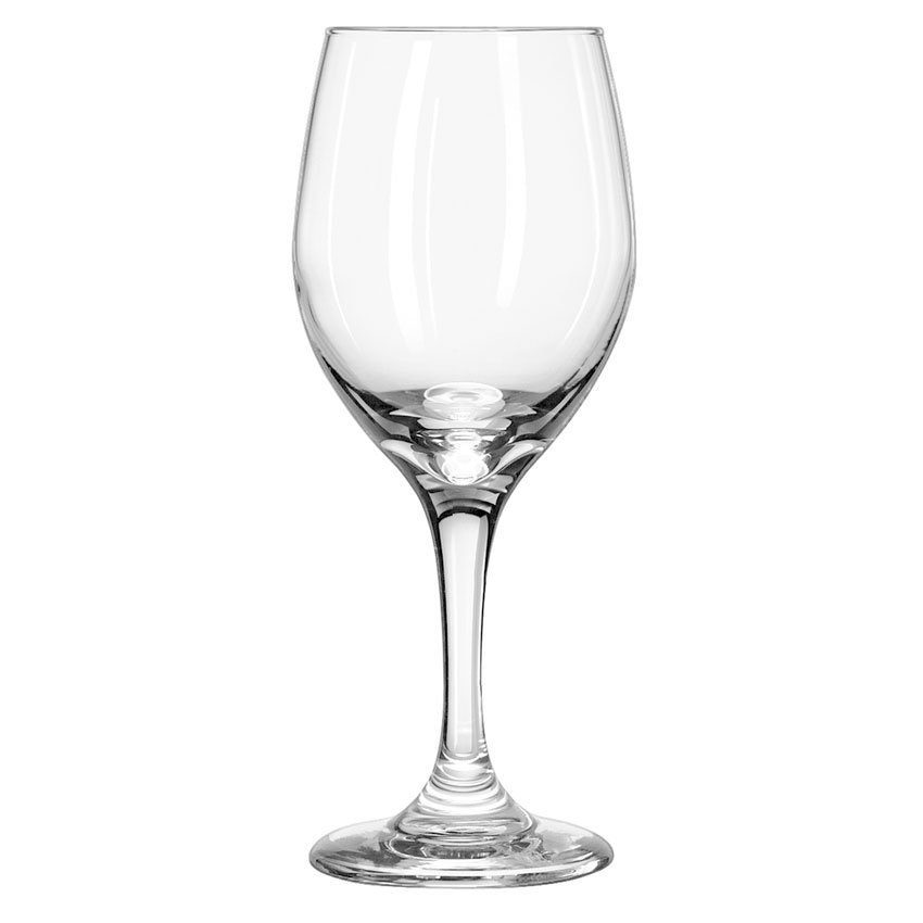 Libbey 3011 14-oz Perception Tall Banquet Goblet - Safedge Rim & Foot