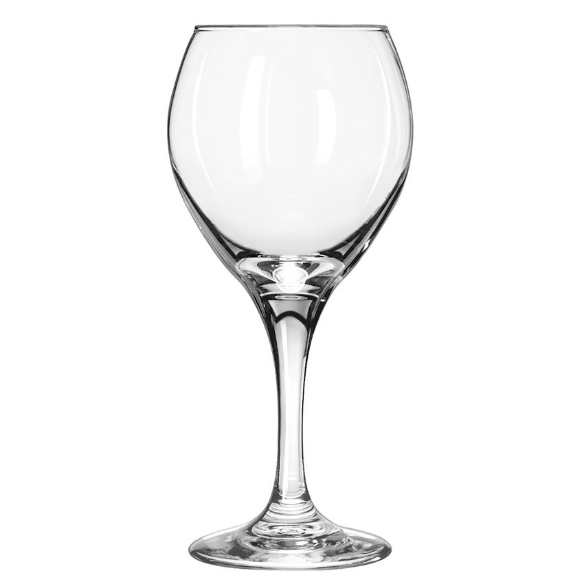 Libbey 3014 13.5-oz Perception Red Wine Glass - Safedge Rim & Foot