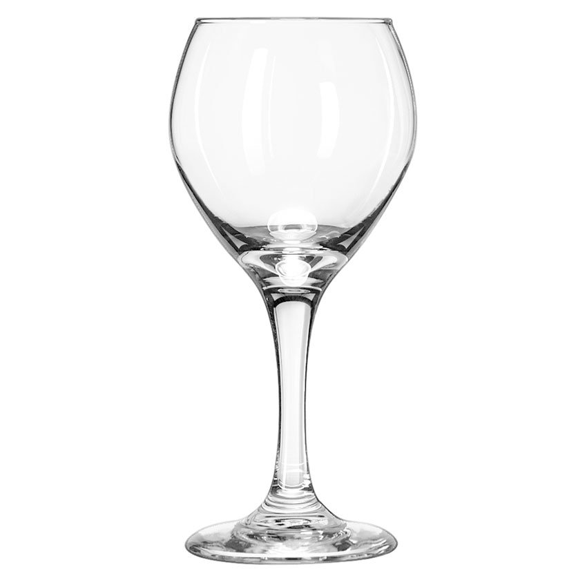 Libbey 3056 10-oz Perception Red Wine Glass - Safedge Rim & Foot