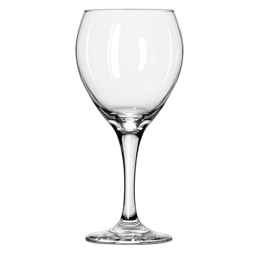Libbey 3061 20-oz Perception Red Wine Glass - Safedge Rim & Foot
