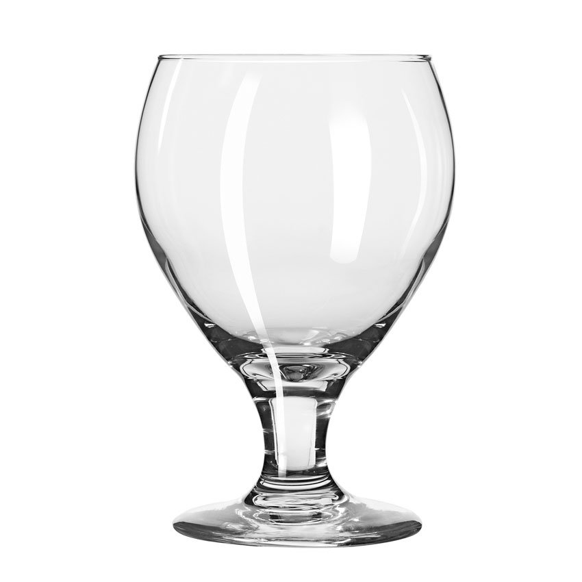 Libbey 3062 19-1/4-oz Safedge Embasy Sangria Beer Glass - Clear