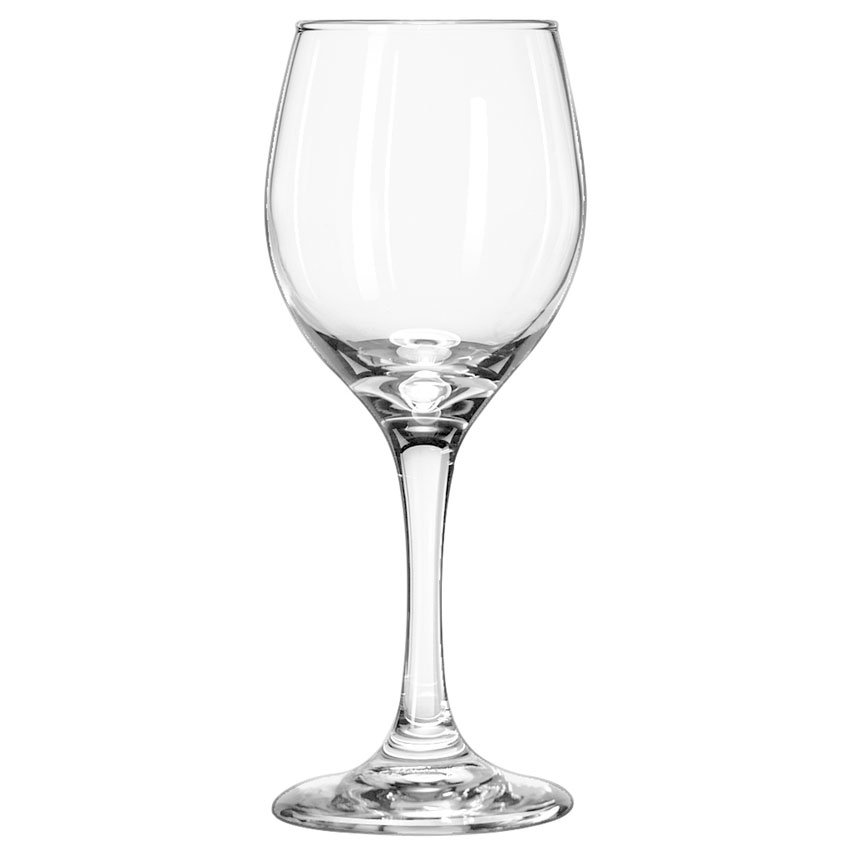 Libbey 3065 8-oz Perception Wine Glass - Safedge Rim & Foot
