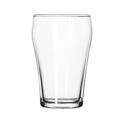 Libbey 30 6.75-oz Bell Soda Fountain Glass - Safedge Rim Guarantee