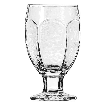 Libbey 3211 10.5-oz Chivalry Banquet Goblet - Safedge Rim & Foot Guarantee