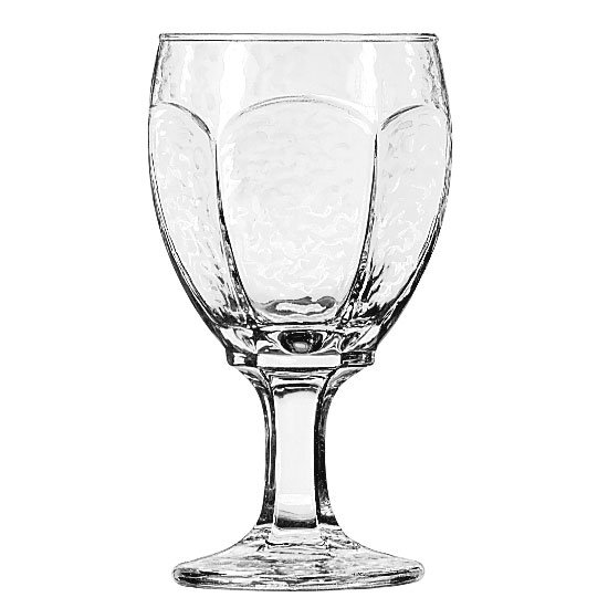 Libbey 3212 12-oz Chivalry Banquet Goblet - Safedge Rim & Foot Guarantee