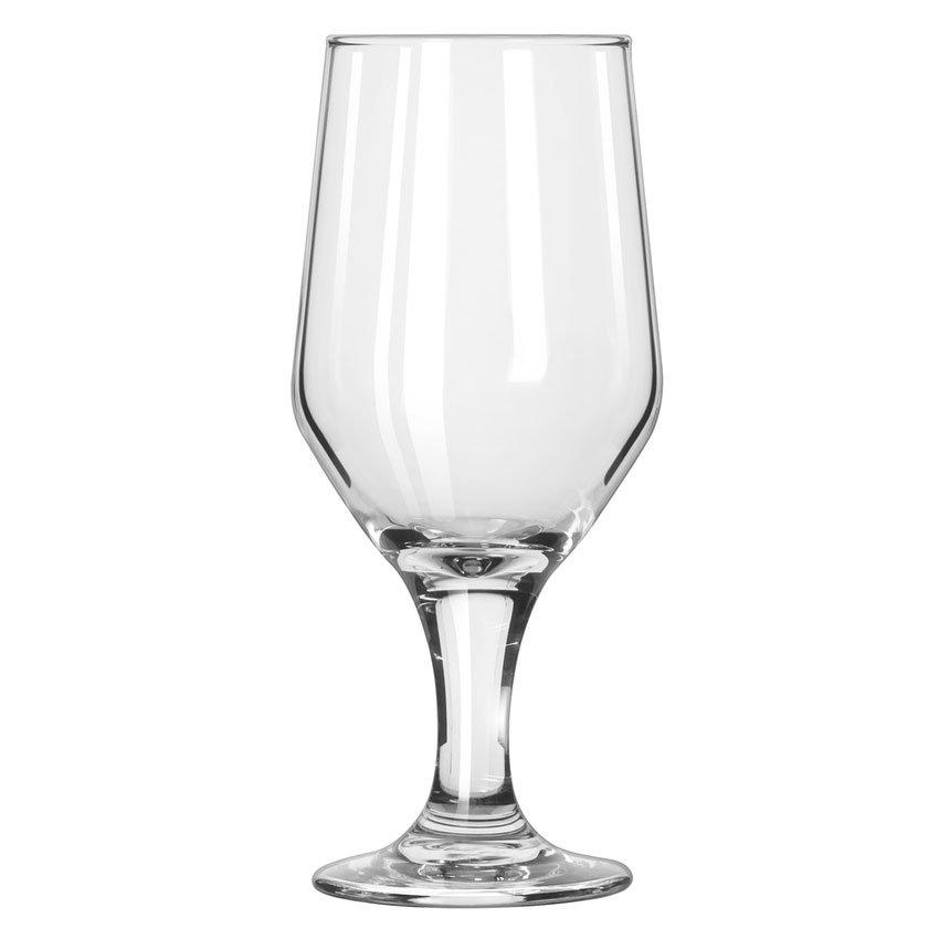 Libbey 3328 12-oz Estate Beer Glass - Safedge Rim & Foot Guarantee