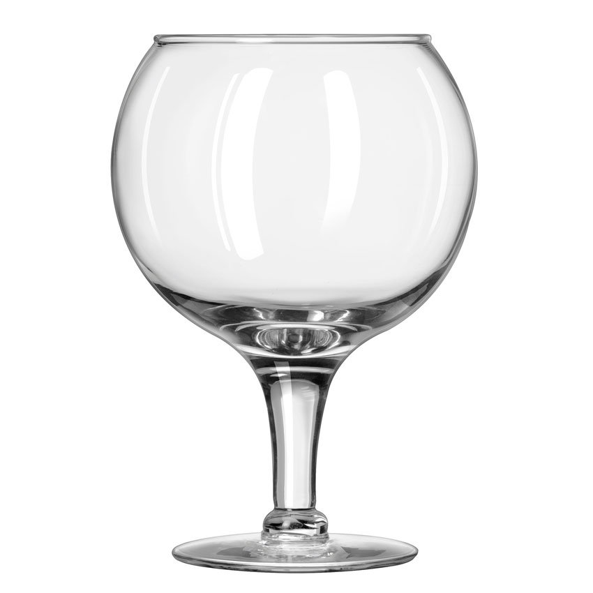 Libbey 3407 53-oz Super Schooner Glass - Safedge Rim & Foot Guarantee