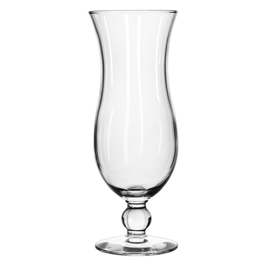 Libbey 3616 14.5-oz Hurricane Squall Glass - Safedge Rim Guarantee