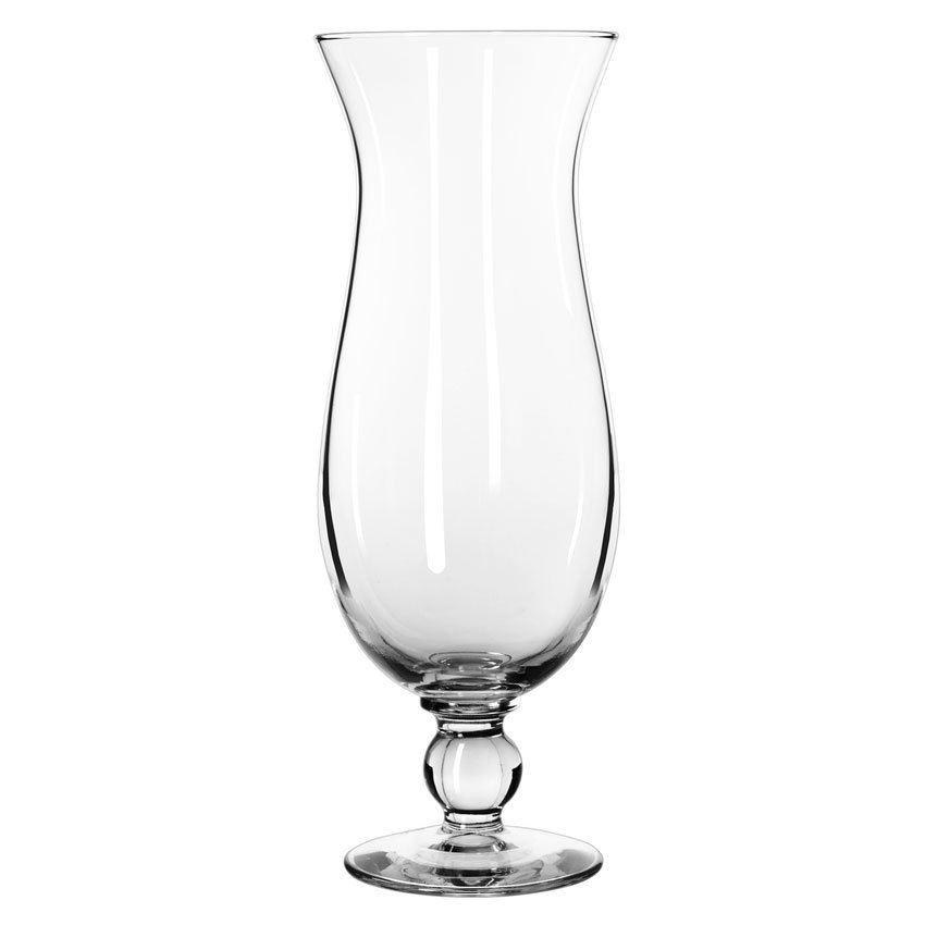 Libbey 3623 23.5-oz Specialty Hurricane Glass - Safedge Rim Guarantee