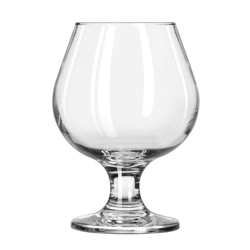 Libbey 3704 9.25-oz Embassy Brandy Glass - Safedge Rim & Foot Guarantee