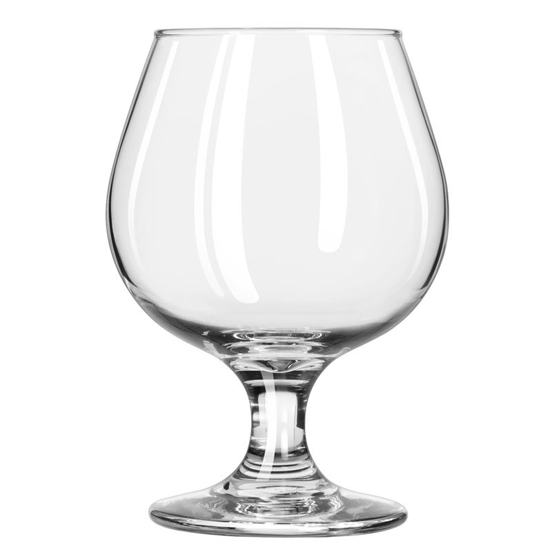 Libbey 3705 11.5-oz Embassy Brandy Glass - Safedge Rim & Foot Guarantee