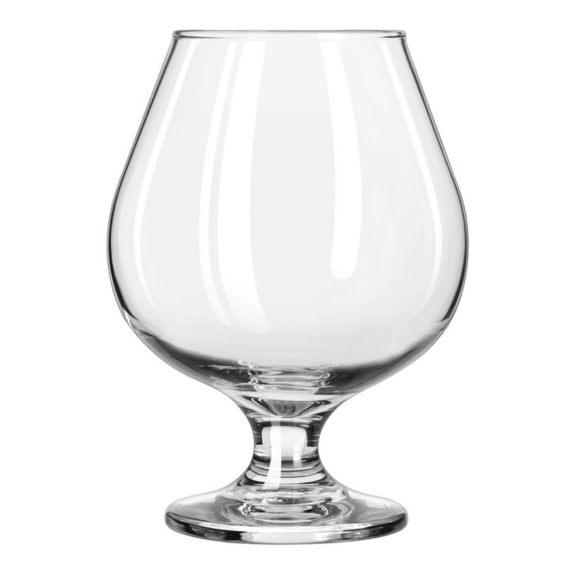 Libbey 3708 17.5-oz Embassy Brandy Glass - Safedge Rim & Foot Guarantee