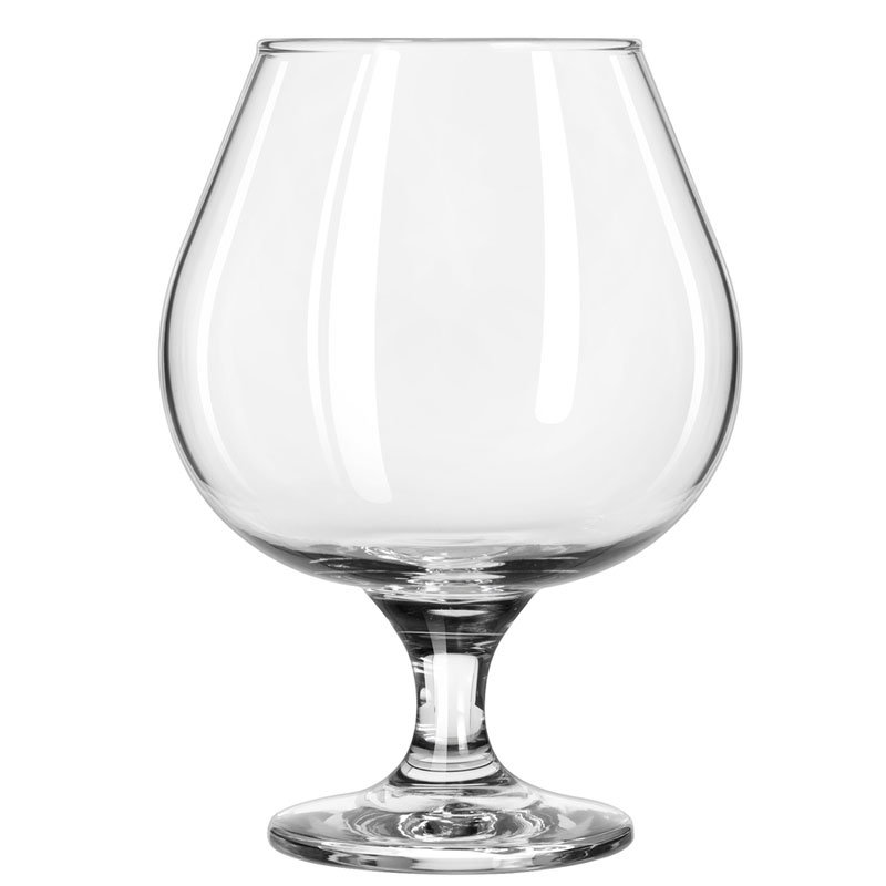 Libbey 3709 22-oz Embassy Brandy Glass - Safedge Rim & Foot Guarantee