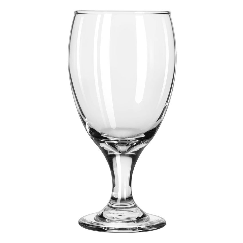 Libbey 3716 16.25-oz Embassy Royale Iced Tea Glass - Safedge Rim & Foot