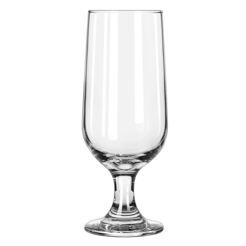 Libbey 3727 10-oz Embassy Beer Glass - Safedge Rim & Foot Guarantee