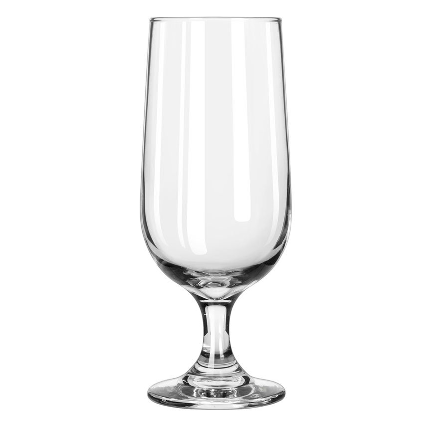 Libbey 3730 14-oz Embassy Beer Glass - Safedge Rim & Foot Guarantee