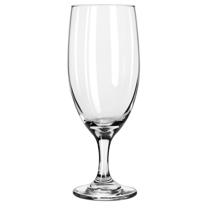 Libbey 3750 16-oz Embassy Royale Iced Tea Glass - Safedge Rim & Foot
