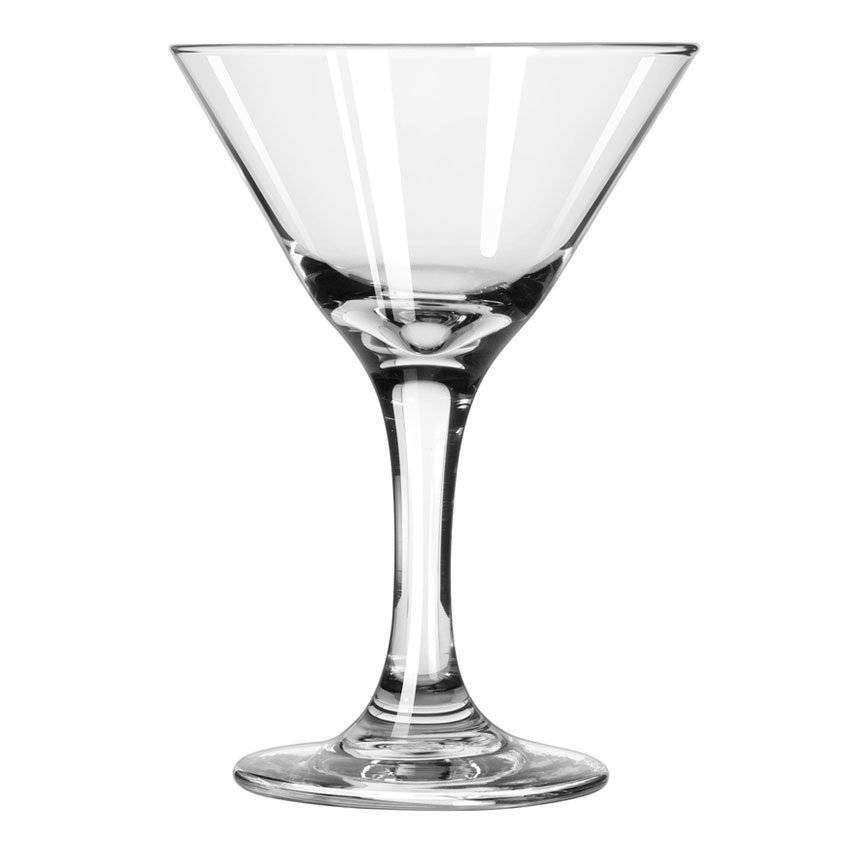Libbey 3771 5-oz Embassy Cocktail Glass - Safedge Rim & Foot Guarantee