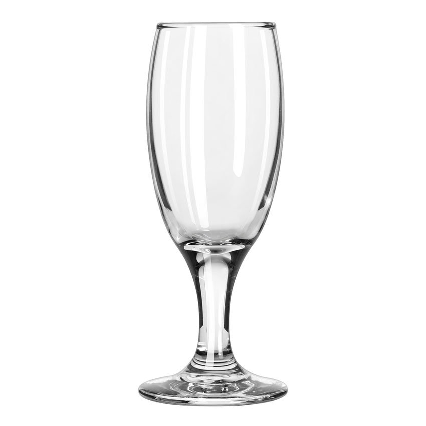 Libbey 3775 4.5-oz Embassy Whiskey Sour Glass - Safedge Rim & Foot
