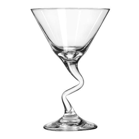 Libbey 37799 9.25-oz Z-Stem Martini Glass