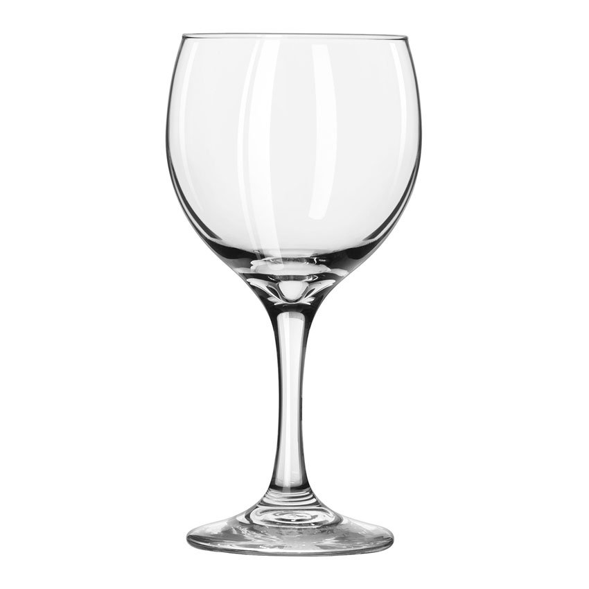 Libbey 3784 8.75-oz Embassy Round Shape Red Wine Glass