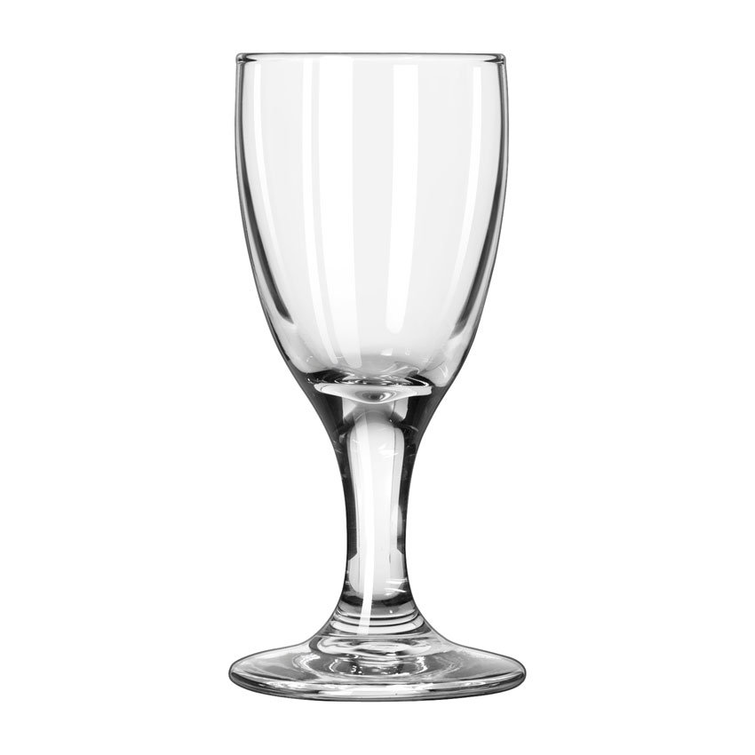 Libbey 3788 3-oz Embassy Sherry Glass - Safedge Rim & Foot Guarantee